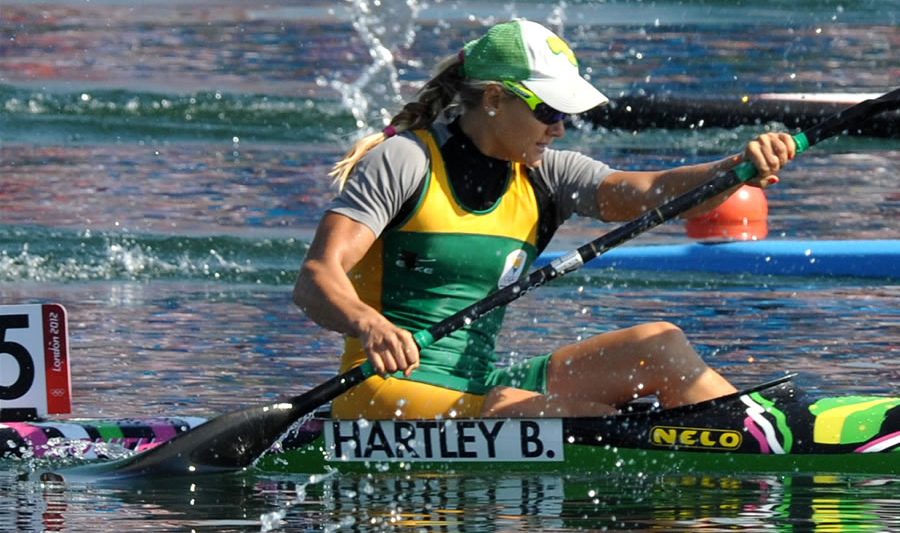 Bridgitte Hartley: «The 2016 Olympics were stressful but also incredibly amazing»