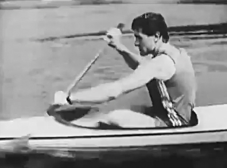 Техника гребля на байдарках и каное