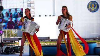 2 september 2018 Largo accordeon Ларго аккордеон баян