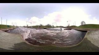Holme Pierrepont NWC 360 Video - White Water Course