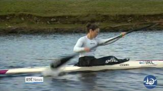 Jenny Egan Canoe Sprint Athlete from Ireland