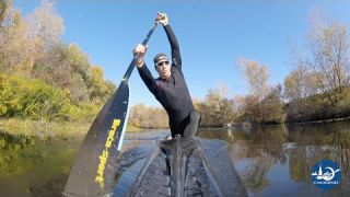 Pavlo Altukhov Canoe Sprint Athlete 2018 HD