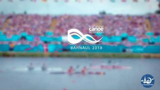 21-22 September 2018 CANOE SPRINT SUPER CUP - BARNAUL, Russia