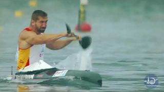 Carlos Arevalo Canoe Sprint Technique