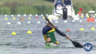 Bridgitte Hartley Canoe Sprint Athlete from South Africa
