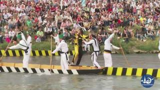 Fischerstechen - Canoe Battle