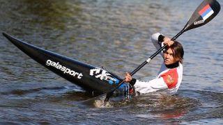 Marta Kharitonova Russian Canoe Slalom Athlete