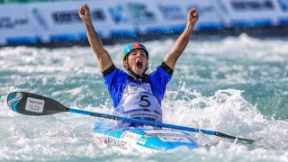 Canoe Slalom Athletes Best Moments