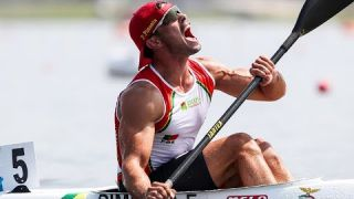 Canoe Kayak Sprint Motivation HD