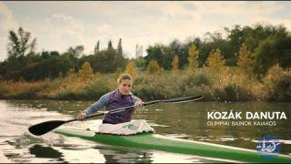 Danuta Kozák canoe sprint athlete