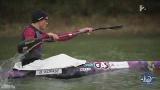 Lucz Dora and Kopasz Balint Canoe Sprint motivation