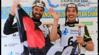 2017 ECA Canoe Slalom European Championships, Ljubljana - Tacen, Slovenia