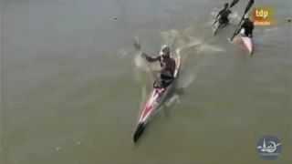 Szeged 2011 World championships men's k 1 5000m short version