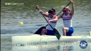 2017 ICF Canoe Sprint World Cup 1 - CHAMPIONS!