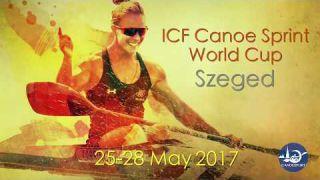 2017 ICF Canoe Sprint World Cup 2 Szeged
