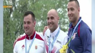 ECA Canoe Sprint European Championships 2017 Highlights 16 July 200m Finals