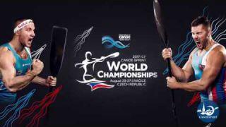 ICF Canoe Sprint World Championships Racice - TEASER