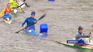 В Барнауле прошли всероссийские соревнования по гребле