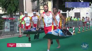 2018 ECA Canoe Marathon European Championships Highlights