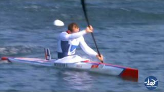 Ed McKeever retired from canoe sprint