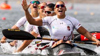 International women's day - CanoeSport