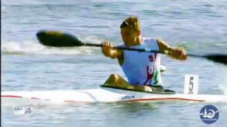 Kopasz Bálint - K1 Junior Men 1000m 2015 Canoe Sprint Junior World Championships