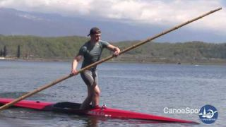 Canoe Sprint and Bamboo Drifting