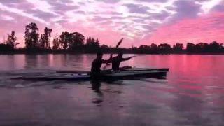 Canoe sport training