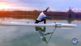 Andrey Kraitor canoe sprint athlete